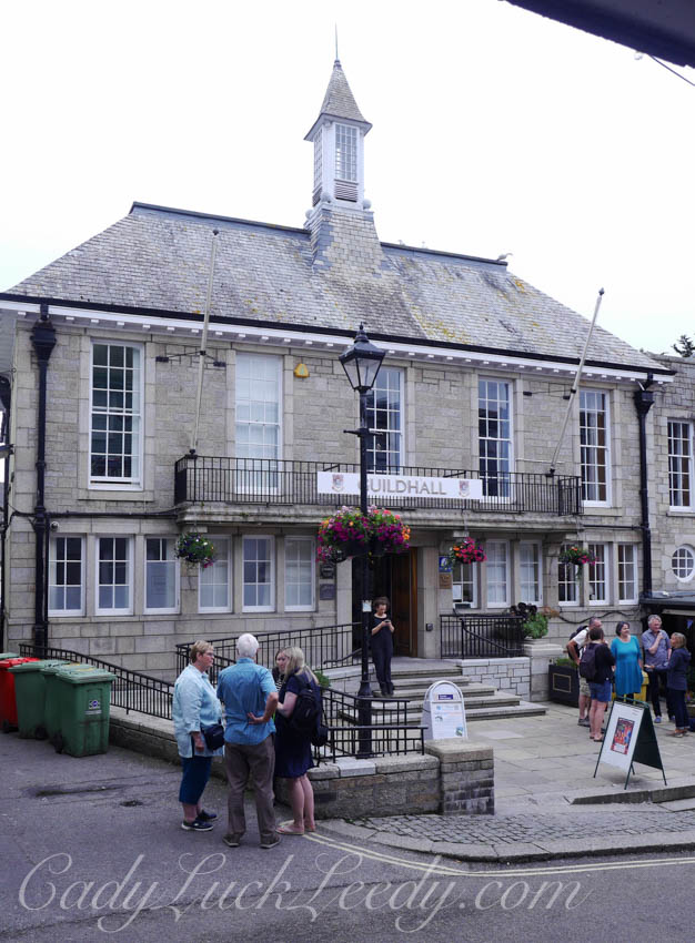 The GuildHall, St Ives, Cornwall