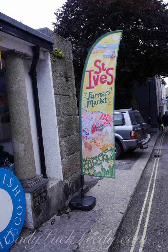St Ives Thursday Market, St Ives, Cornwall