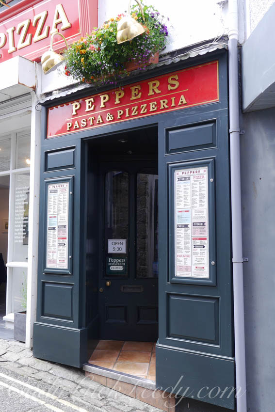 Peppers Pizza, St Ives