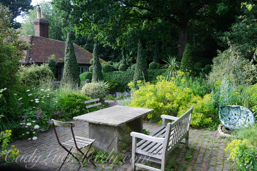 The Outdoor Dining, The Garden Shed, Benenden, UK