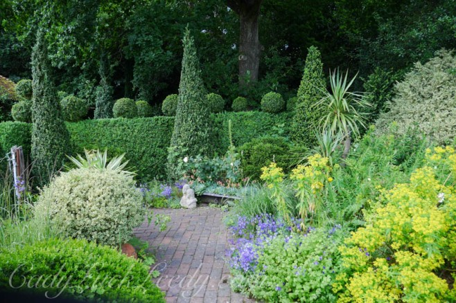 The Topiary Garden, Benenden, UK