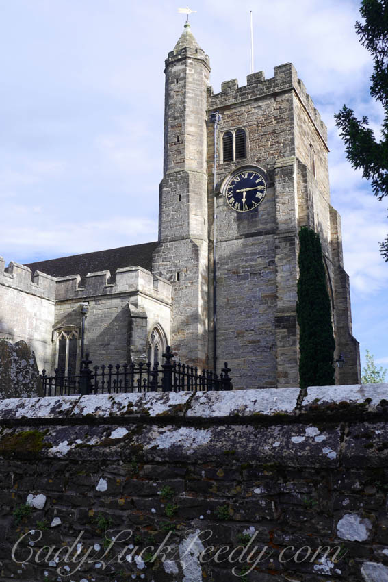 St George Church, Benenden, UK
