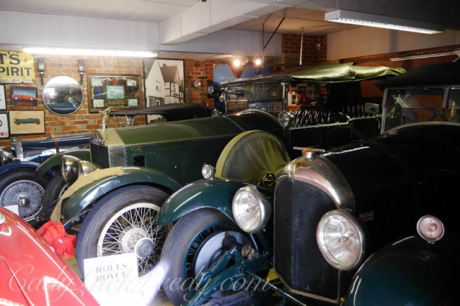 Three Rolls Royces!