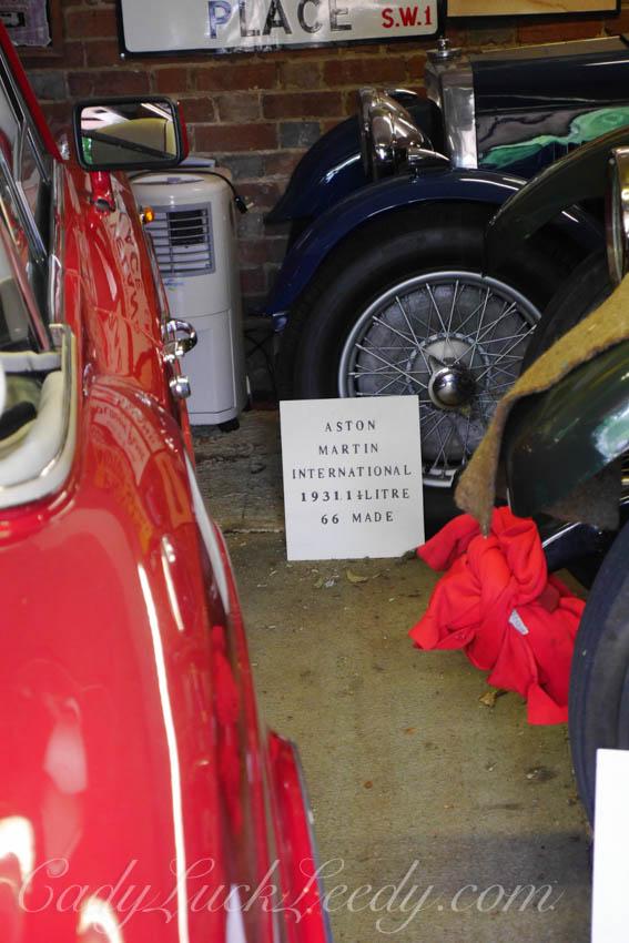 1931 Austin Martin International