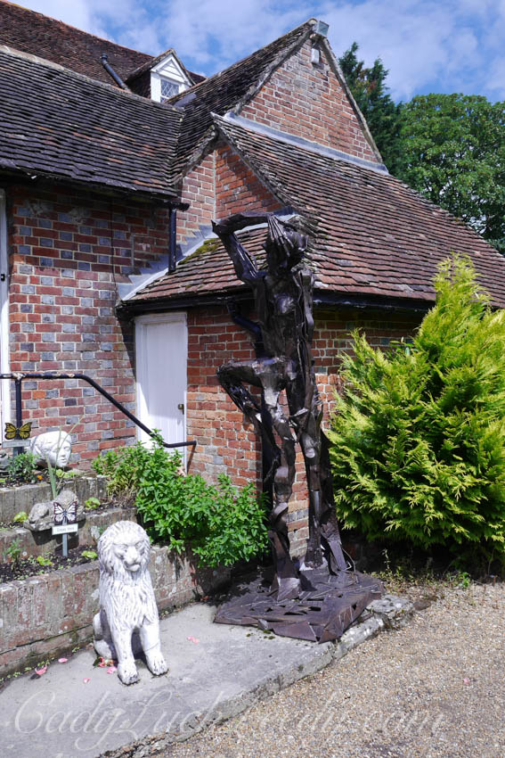 Art in the Garden, Cowbeech House, Hailsham, UK