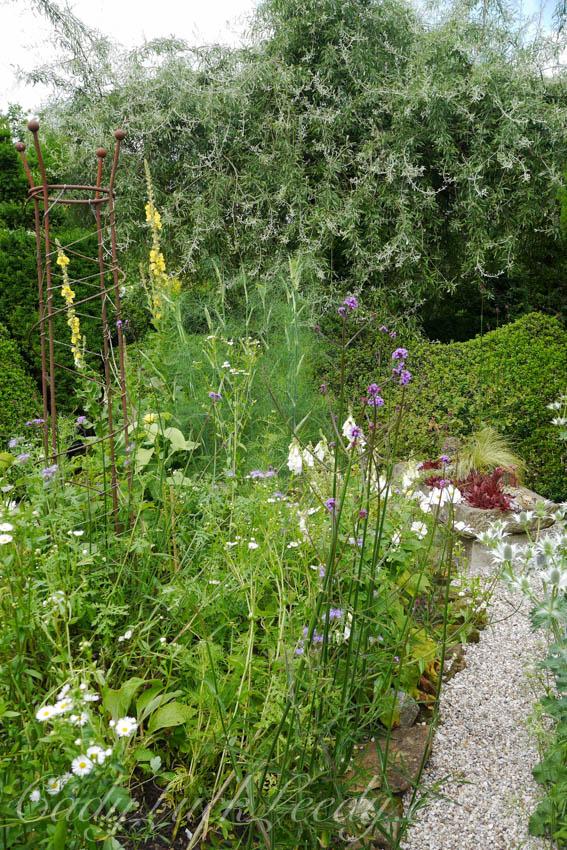 The Gardens at the Potting Shed, Bebenden, UK