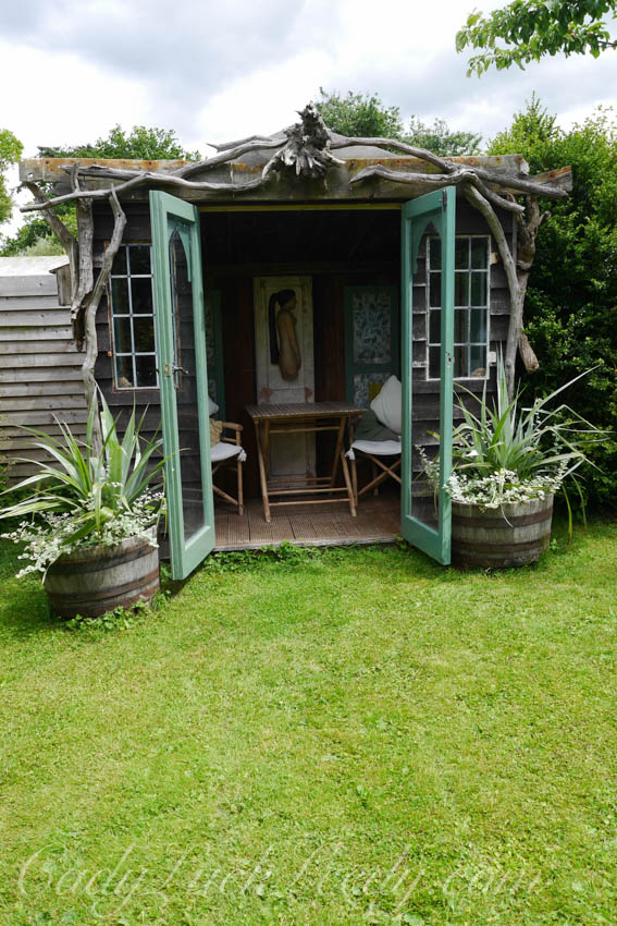 The Artist's Retreat,The Potting Shed, Benenden, UK