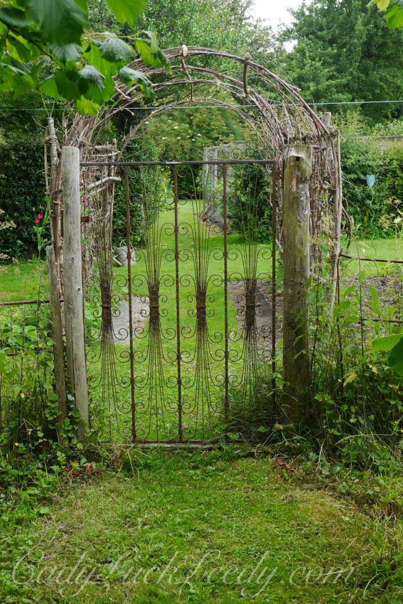 The Last Gate, The Potting Shed, Benenden, UK