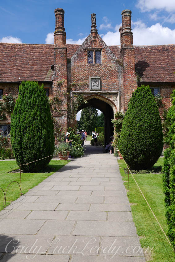 Sissinghurst Garden, UK
