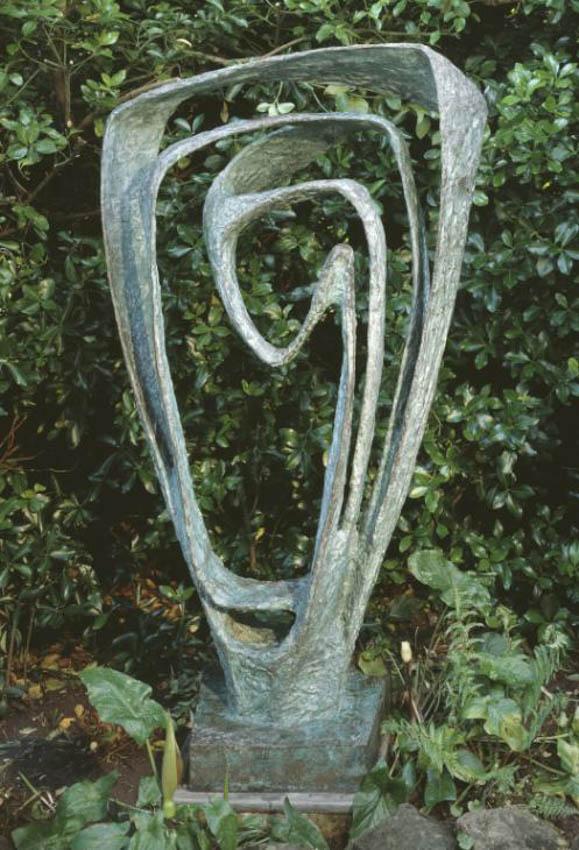 Garden Sculpture (Model for Meridian) 1958 Dame Barbara Hepworth 1903-1975