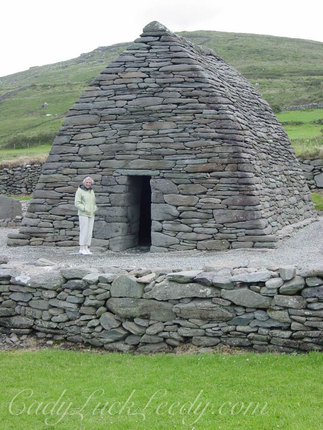 Gallarus Oratory, Dingle Ireland