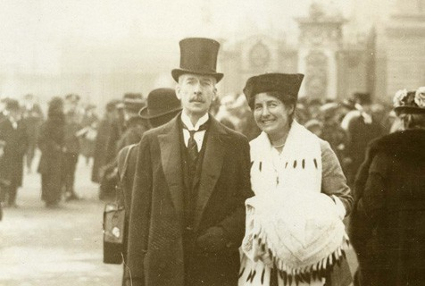 Nathanial and Daisy Lloyd