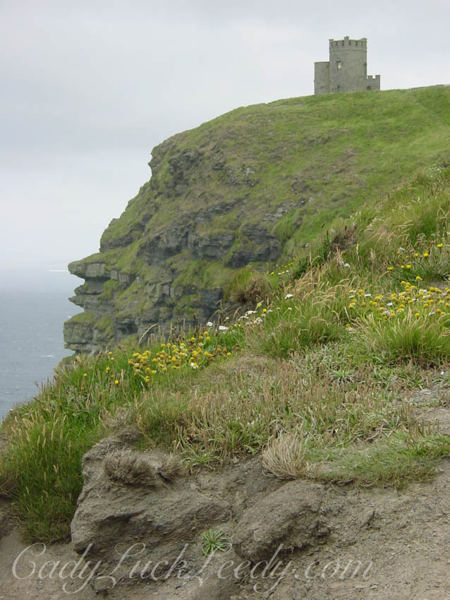 Obriens Tower, Cliffs of Moher, Ireland