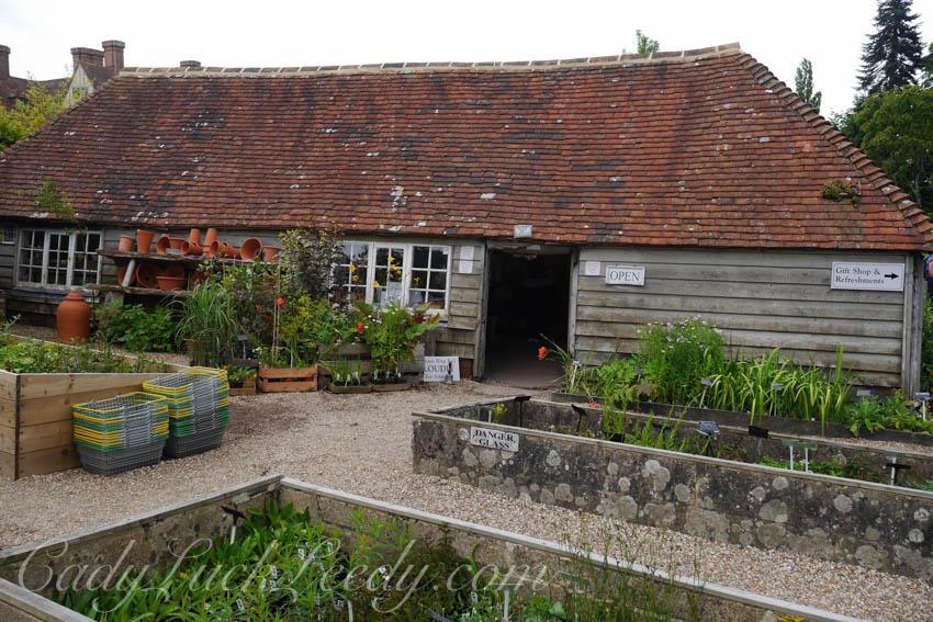 Great Dixter Garden, Sussex, UK