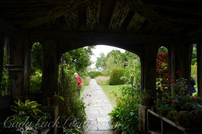 Great Dixter Garden, Sussex, UK