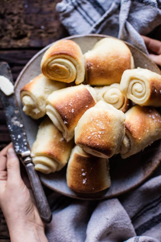 Parker House Buttery Rolls