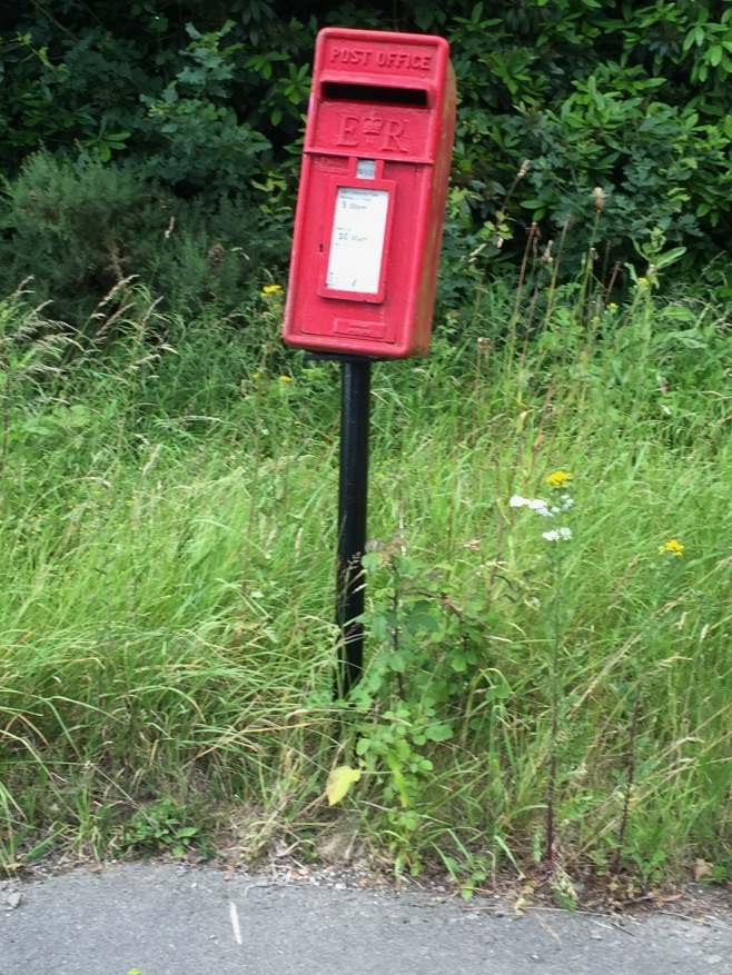 The Lonely Post Box