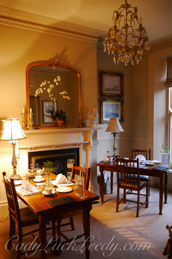 Brookfield B&B, Harrogate, UK