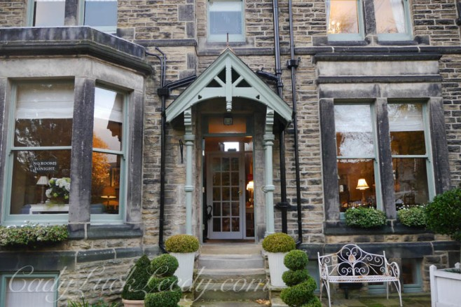 The Brookfield B&B, Harrogate, UK