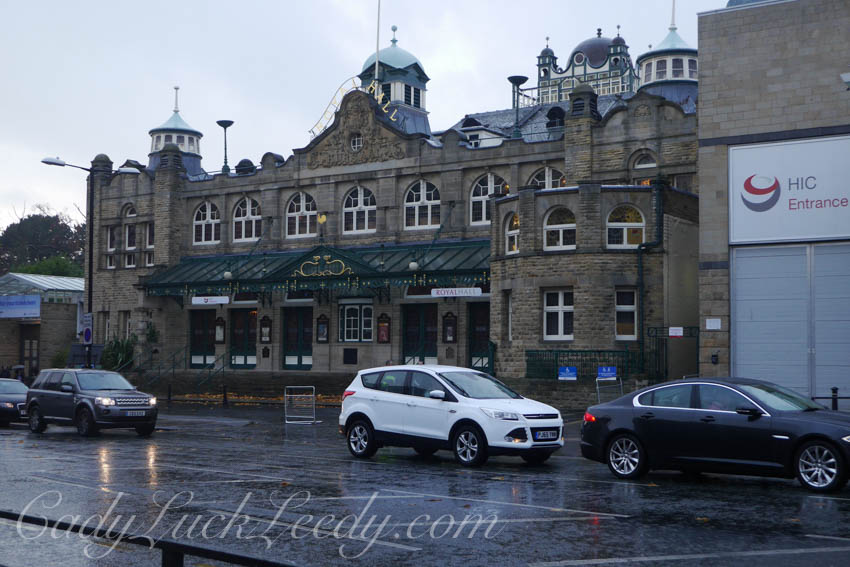Royal Hall, Harrogate, UK