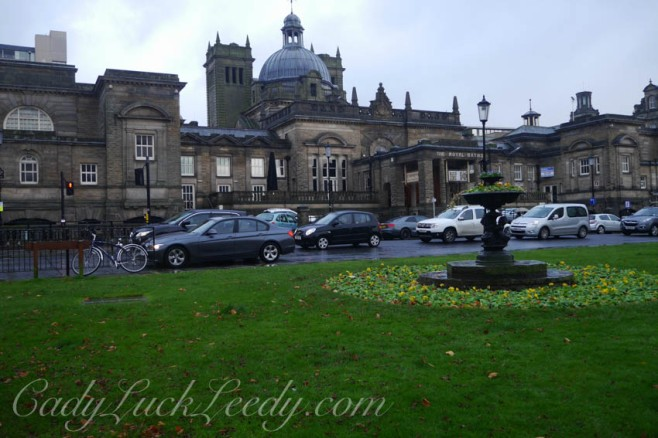 Royal Baths, Harrogate, UK