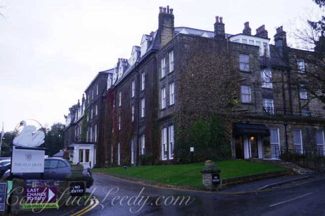 The Old Swan Hotel, Harrogate, North Yorkshire, UK