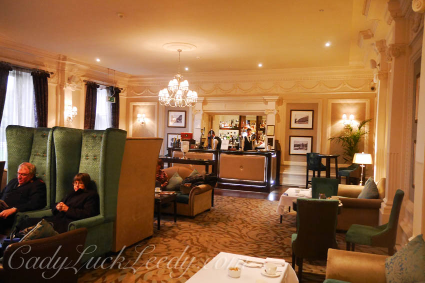 The Old Swan Hotel, Harrogate, North Yorkshire, UK